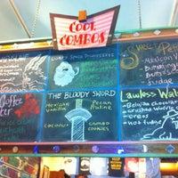 8/31/2012 tarihinde Joe B.ziyaretçi tarafından Amy's Ice Creams'de çekilen fotoğraf