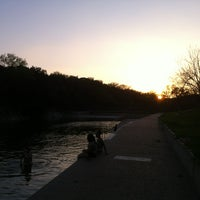 Photo prise au Barton Springs Pool par Danny S. le3/13/2012