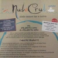 Foto scattata a Nud e Crud da Matteo H. il 8/16/2012