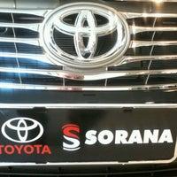 Foto tirada no(a) Sorana - Toyota por Fernando F. em 3/12/2012