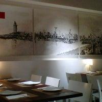 8/20/2012 tarihinde Sara C.ziyaretçi tarafından Abica Tapas Bar'de çekilen fotoğraf