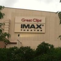 รูปภาพถ่ายที่ Great Clips IMAX Theater โดย Barrett G. เมื่อ 7/18/2012
