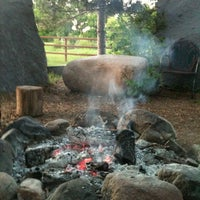 Das Foto wurde bei Big Stone Mini Golf & Sculpture Garden von Chris P. am 6/3/2012 aufgenommen