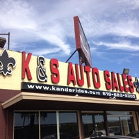 K&S Auto Sales >> K S Auto Sales Parking Lot Midtown San Diego Ca