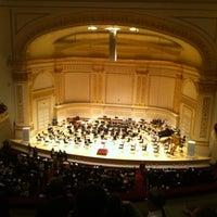 5/11/2012にDan H.がCarnegie Hallで撮った写真