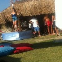 8/18/2012 tarihinde Gürşah Y.ziyaretçi tarafından Fun Beach Club'de çekilen fotoğraf