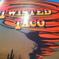 Снимок сделан в Twisted Taco Perimeter пользователем Shawn J. 4/25/2012