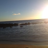 Foto tomada en Salt Pond Beach Park por Rebecca W. el 6/11/2012
