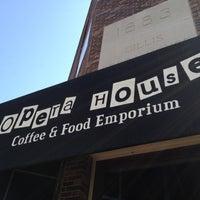 Photo taken at Opera House Coffee &  Food Emporium by Burton K. on 6/28/2012