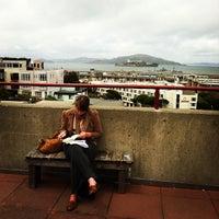 Photo prise au San Francisco Art Institute par Steve R. le6/4/2012