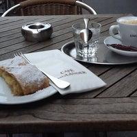 4/20/2012 tarihinde Dirk W.ziyaretçi tarafından Cafe Engländer'de çekilen fotoğraf