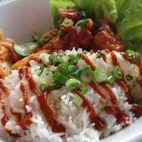 4/2/2012 tarihinde Jed R.ziyaretçi tarafından Sakaya Kitchen'de çekilen fotoğraf