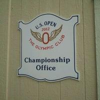 Foto scattata a The Olympic Club Golf Course da Gary S. il 3/21/2012