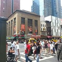 Foto tirada no(a) 2econd Stage Theatre por Matt K. em 7/7/2012