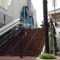 Снимок сделан в Pointe Orlando пользователем Guilherme Y. 8/25/2012
