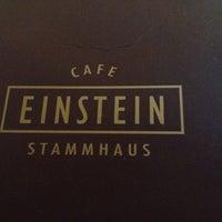 Das Foto wurde bei Café Einstein Stammhaus von Manuel G. am 7/19/2012 aufgenommen