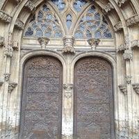 Foto tomada en Catedral San Salvador de Oviedo por Isa C. el 8/14/2012