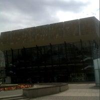 Das Foto wurde bei Gewandhaus zu Leipzig von Julio M. am 7/19/2012 aufgenommen
