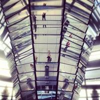 9/1/2012にKarina M.がReichstagskuppelで撮った写真