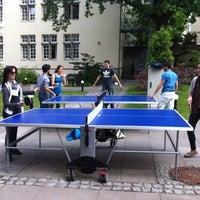 Das Foto wurde bei GLS Campus Berlin von Alexandra A. am 6/8/2012 aufgenommen