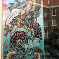 Rob Admiraal Tattoo Studio Jordaan Amsterdam Noord Holland