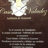 6/10/2012 tarihinde Esther D.ziyaretçi tarafından Casa Valadez Anfitrión & Gourmet'de çekilen fotoğraf