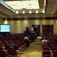 Foto tomada en Hilton Garden Inn Austin Downtown/Convention Center por Tim P. el 3/10/2012