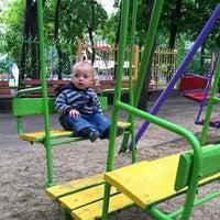 """Снимок сделан в Парк """"Победа"""" пользователем Dana L. 8/15/2012"""