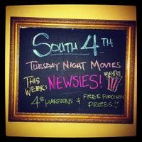 Снимок сделан в South 4th Bar & Cafe пользователем Lana W. 6/27/2012