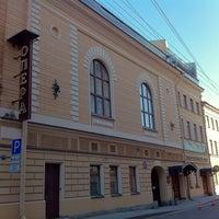 Снимок сделан в Санктъ-Петербургъ Опера пользователем Segart 4/1/2012