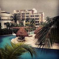 Das Foto wurde bei Excellence Playa Mujeres von Mark W. am 6/25/2012 aufgenommen