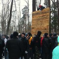 Снимок сделан в Невский лесопарк пользователем Артём С. 3/19/2012