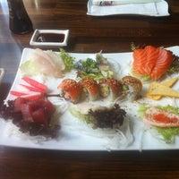 Das Foto wurde bei Mikoto Sushi von Thomas R. am 8/26/2012 aufgenommen