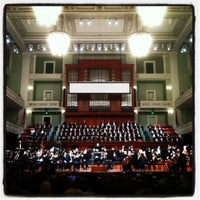 Foto tomada en Schermerhorn Symphony Center por Eric D. el 6/2/2012