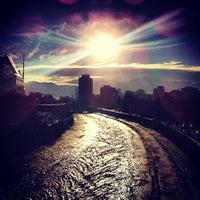 6/21/2012 tarihinde Cristian B.ziyaretçi tarafından Puente Peatonal Condell'de çekilen fotoğraf