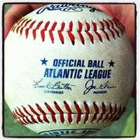 Foto tomada en TD Bank Ballpark por Sparkee M. el 7/27/2012