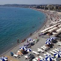 รูปภาพถ่ายที่ Promenade des Anglais โดย Michal W. เมื่อ 8/1/2012