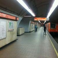 Photo prise au Metro Auditorio (Línea 7) par Gregorio C. le2/23/2012