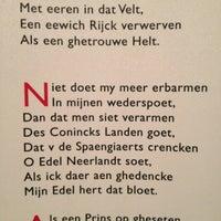 4/1/2012에 Jansje K.님이 Museum Prinsenhof Delft에서 찍은 사진