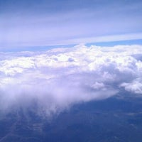Photo taken at Gate D10 by Durrell T. on 5/13/2012