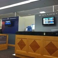 Снимок сделан в Ithaca Tompkins Regional Airport (ITH) пользователем Charlene Moore H. 3/3/2012
