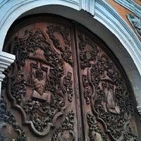 8/24/2012 tarihinde Adrian A.ziyaretçi tarafından San Agustin Church'de çekilen fotoğraf