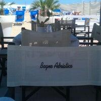 5/5/2012 tarihinde Fabiola G.ziyaretçi tarafından Bagno Adriatico 62'de çekilen fotoğraf