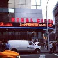 5/25/2012 tarihinde Lasse K.ziyaretçi tarafından Regal Cinemas Union Square 14'de çekilen fotoğraf