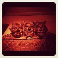 Photo prise au Les 3 Diables par Viktoriya M. le4/19/2012