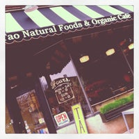 Foto scattata a TAO Natural Foods da Vida B. il 4/7/2012
