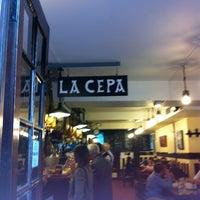 Снимок сделан в La Cepa пользователем Pejerito P. 3/25/2012