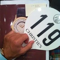 6/13/2012にRonald S.がChristie'sで撮った写真