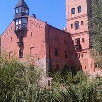 Foto tirada no(a) Замок Радомиcль / Radomysl Castle por Dmitry K. em 8/5/2012