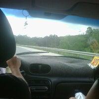 Foto tomada en Garita Peaje Autopista Panamá-Colón por Jabbid C. el 4/29/2012
